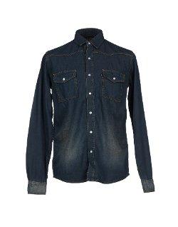 Cheap Monday - Cotton Denim Shirt