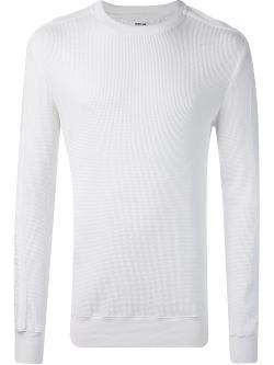 Helmut Lang  - Waffle Weave Sweater