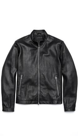 Theory  - Leather Jacket