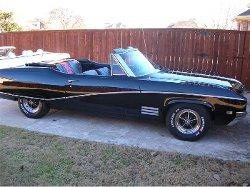 Buick  - 1968 Skylark Convertible