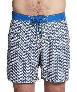 Mr. Swim  - Adler Y-Print Swim Shorts