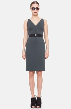Akris Punto - Neoprene Sheath Dress