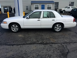 Ford - 2011 Crown Victoria LX Car
