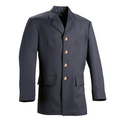 Fechheimer - Flying Cross Single Breasted Dress Coat