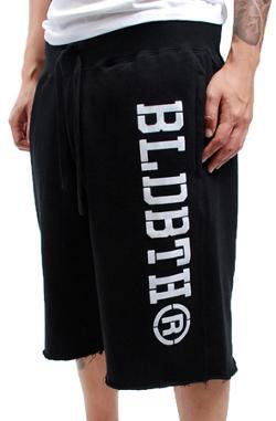Bloodbath  - Manifesto Fleece Shorts
