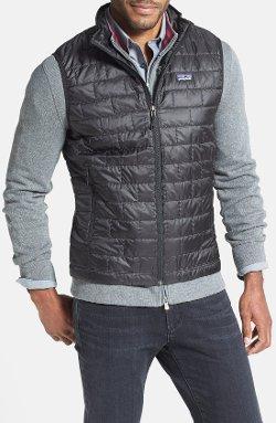 Patagonia  - Nano Puff Gold Full Zip Vest