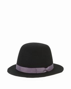 San Diego Hat Company - Felt Grosgrain Band Bowler Hat