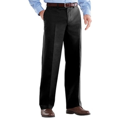 Croft & Barrow - Easy-Care Classic-Fit Flat-Front Pants