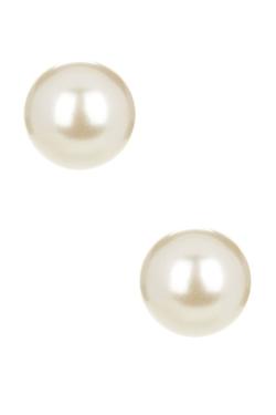 Nordstrom Rack - Pearl Stud Earrings