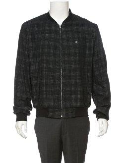 Raf Simons - Plaid Light Weight Jacket