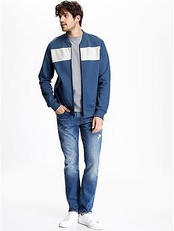 Old-Navy - Colorblock Track Jacket