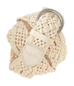 Aeropostale - Celtic Knot Braided Belt