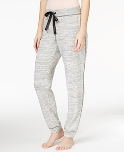Jenni By Jennifer Moore  - Heathered Jogger Pajama Pants