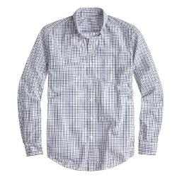 J. Crew - Lightweight Shirt In Summer Tattersall