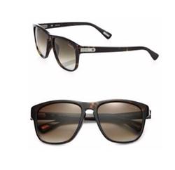 Lanvin - Printed Wayfarer Sunglasses