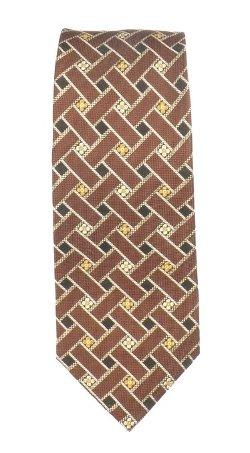 Lucci  - Silk Woven Pattern Tie