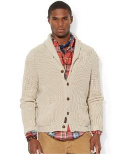 Polo Ralph Lauren  - Shawl Cardigan