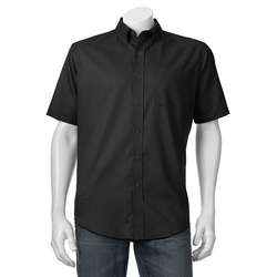 Croft & Barrow - Solid Easy-Care Button-Down Shirt