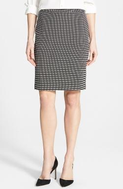Halogen - Welt Pocket Pencil Skirt