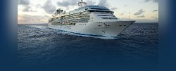 Princess Cruises - Island Princess Ship