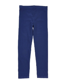 Ralph Lauren - Solid Color Jersey Leggings