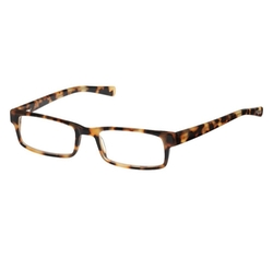 Johnston & Murphy - Rectangular Tortoise Readers Glasses