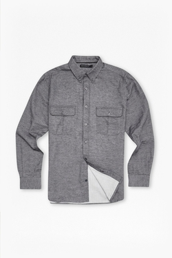 French Connection - Underground Cotton Shirt