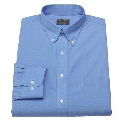 Arrow  - Classic-Fit Solid Button-Down Collar Dress Shirt