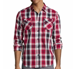Ecko Unltd. - Madison Long-Sleeve Woven Shirt