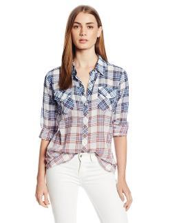 Rails  - Ashton Ombre Plaid Button Down Shirt
