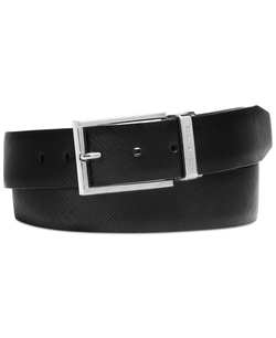 Michael Kors - Saffiano Leather Reversible Colorblock Belt