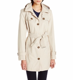 Tommy Hilfiger - Single Breasted Trench Coat