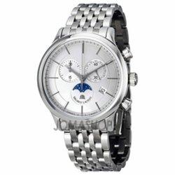 Maurice Lacroix  - Les Classiques Phase de Lune Chronograph Mens Watch