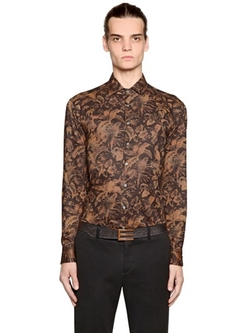 Etro - Night Forest Print Shirt