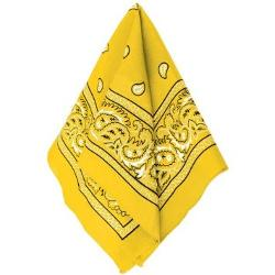 TEAM SPIRIT - Yellow Bandana