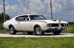 Oldsmobile - 1969 Cutlass Coupe