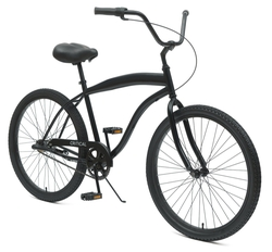 Critical Cycles - Beach Cruiser 3-Speed Bike