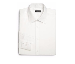 Saks Fifth Avenue Collection  - Regular-Fit Dress Shirt