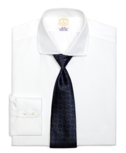 Brooks Brothers - Slim Fit English Collar Dress Shirt