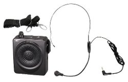 Pyle Pro  - Portable Waist-band Portable PA System With Headset Microphone