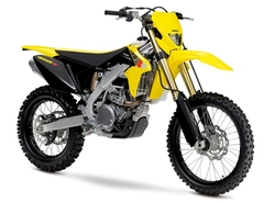 Suzuki - RMX450Z Dirt Bike