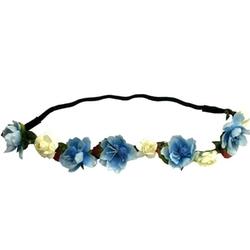 Handmade - Woven Floral Hair Band