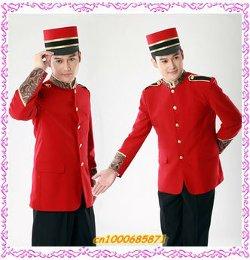 Wuhan Catherine Apparel Trade Co., Ltd. - Modern Hotel Bellboy Uniform Doorman Uniform