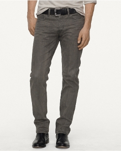 Ralph Lauren - Coated Straight-Fit Jeans