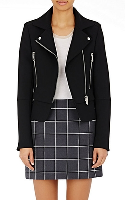 Balenciaga - Cady Moto Jacket