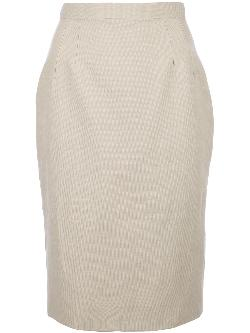 DOLCE & GABBANA  - pencil skirt