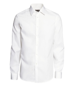 H&M - Premium Cotton Shirt