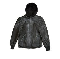 Slate & Stone - Logan Leather Neoprene Jacket