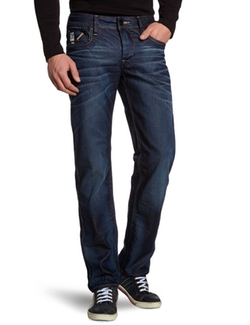 G-Star Raw - Attacc Low Rise Straight Leg Jean