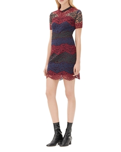 Sandro - Rodney Lace Dress